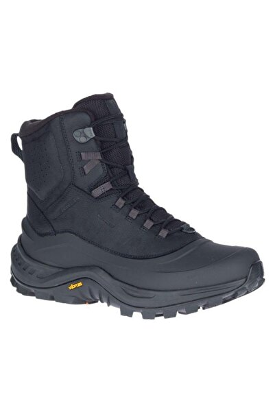 Merrell J035287 Thermo Ovelook 2 Mid Wp Black Erkek Outdoor Bot