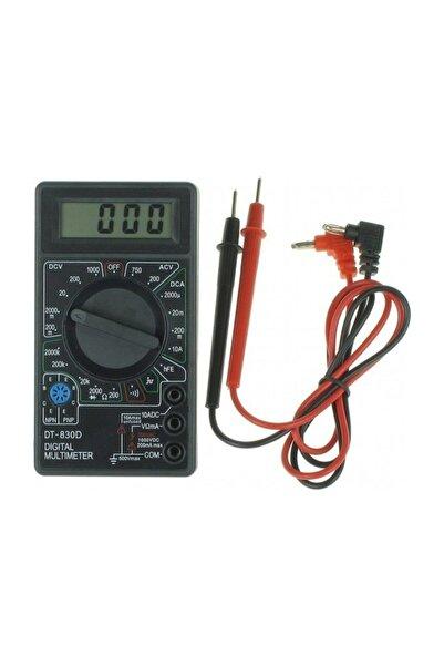 EMRE ELEKTRONİK Dt830d Dijital Ölçü Aleti Multimetre
