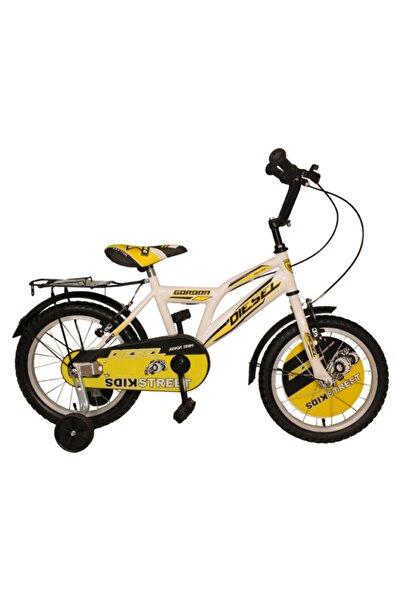 DİESELBİKE Dıesel Gordon 16 Jant 3-4-5-6-7 Yaş Çocuk Bisikleti