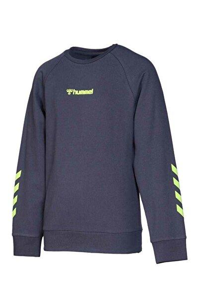 HUMMEL Erkek Çocuk Poplar Lacivert Sweatshirt 921026-3902