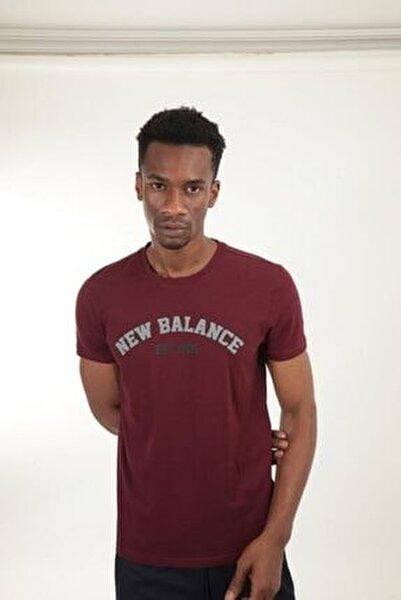 Bordo Erkek T-shirt Mpt025-bkr