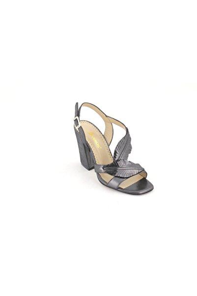 Venüs 1928418y-4080 Platin Kadın Ayakkabı