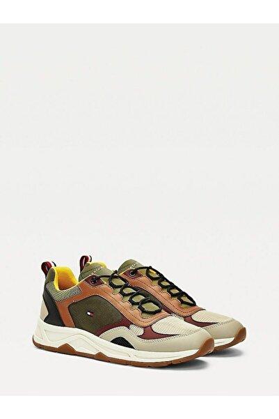 Tommy Hilfiger Erkek Th Fashion Mix Sneaker