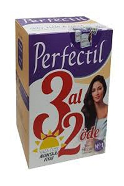 Vitabiotics Perfectil Skin Hair Nails 30 Tablet 3 Lü Paket