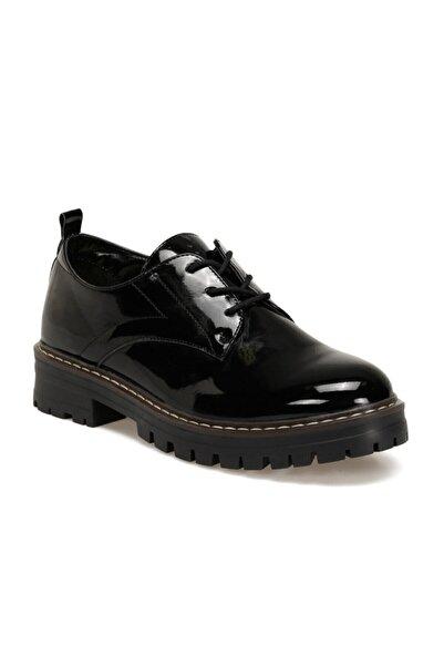 Butigo 20K-030R Siyah Kadın Oxford Ayakkabı 100579194