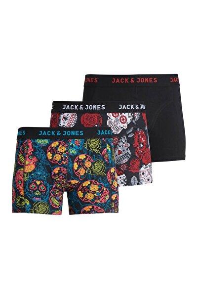 Jack & Jones Jacanton 3'lü Boxer 12146705