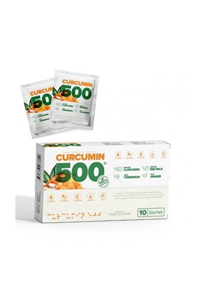 Curcumin 500 Detox 10 Şase X 6 gr
