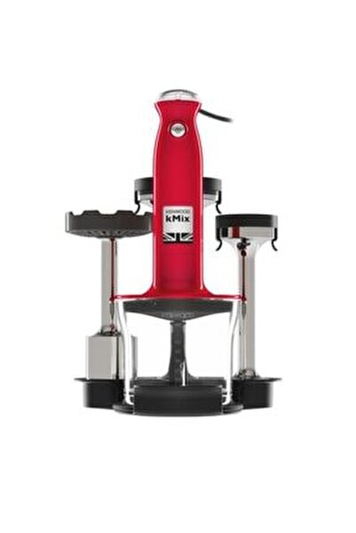 Hdx754rd Kmix El Blender Seti - Kırmızı
