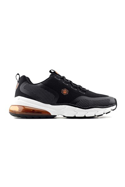 lumberjack Oman Erkek Spor Ayakkabı-siyah