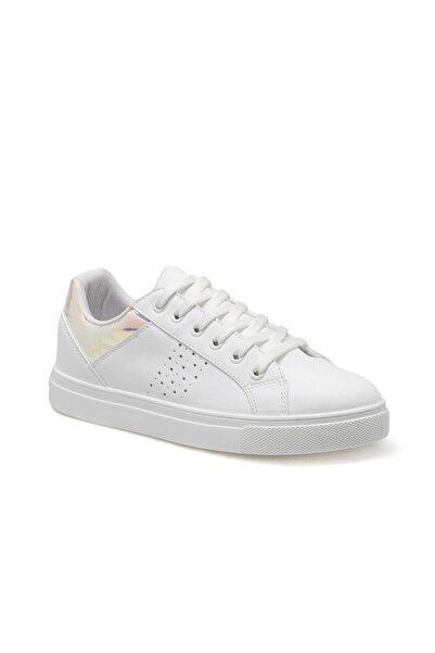 ART BELLA Cs20018 Beyaz Kadın Sneaker Ayakkabı
