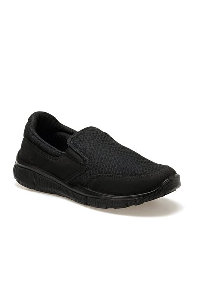 PANAMA CLUB Slp501 Siyah Erkek Slip On Ayakkabı