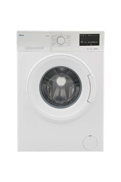 Regal CM 8102 A+++ 1000 Devir 8 kg Çamaşır Makinesi
