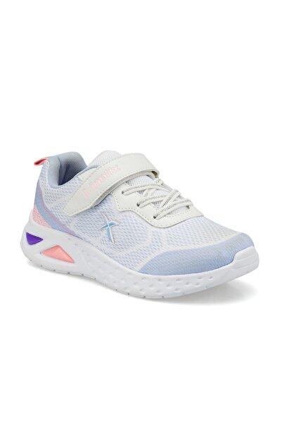 Kinetix Raın Beyaz Kız Çocuk Yürüyüş Ayakkabısı