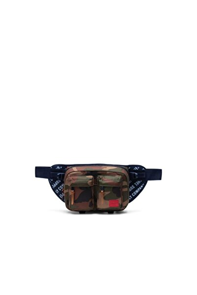 Herschel Supply Co. Herschel Eighteen Roll Call Peacoat/woodland Camo Bel Çantası