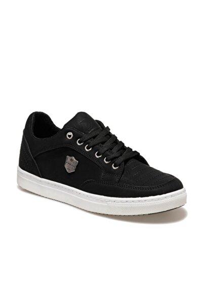Kinetix Fragar Siyah Erkek Sneaker Ayakkabı