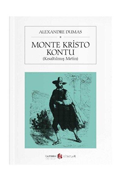 Karbon Kitaplar Monte Kristo Kontu (kısaltılmış Metin) (cep Boy) - Alexandre Dumas