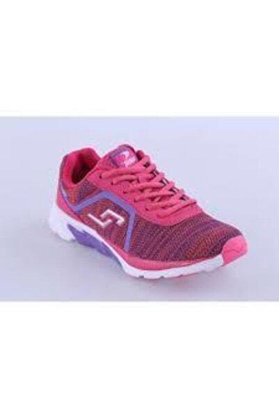 Jump Kadın Fuşya Spor Ayakkabı 12443