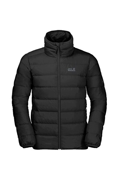 Jack Wolfskin Helium High Men Kaz Tüyü Windproof Erkek Mont