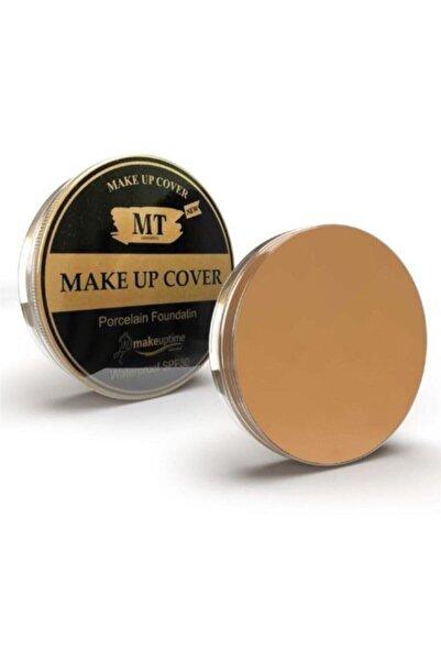 Makeuptime Bej Up Cover Porselen Fondöten Kapatıcı