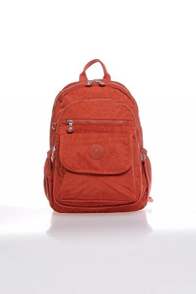 SMART BAGS Smbky1187-0128 Kiremit Kadın Sırt Çantası