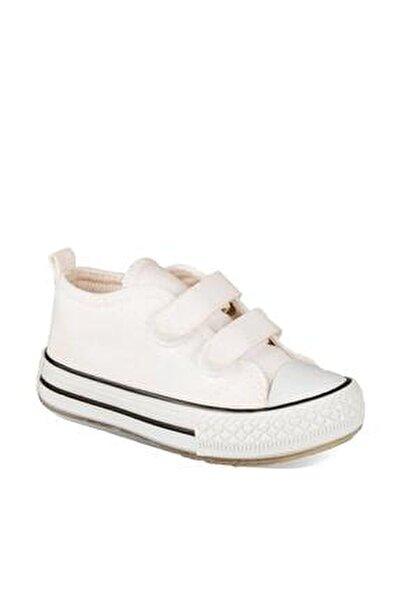 925.P20Y.150 Beyaz Kız Çocuk Günlük Ayakkabı 100578818