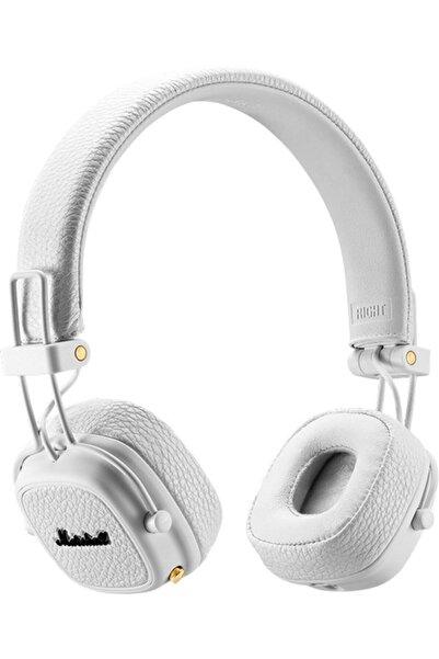 Marshall Major III Bt Kulak Üstü Bluetooth Kulaklık - Beyaz
