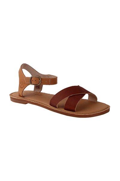 Timberland Kadın Kahverengi Sandalet 1Tıw2015131