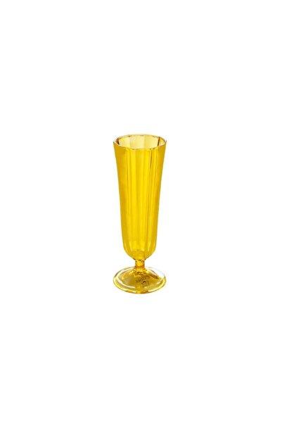 Porland Tradiation Sarı Kahve Yanı Su Bardağı