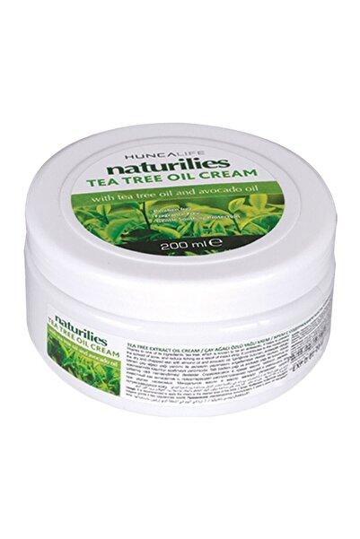 Huncalife Naturilies Çay Ağacı Özlü Yağlı Krem 200 ml