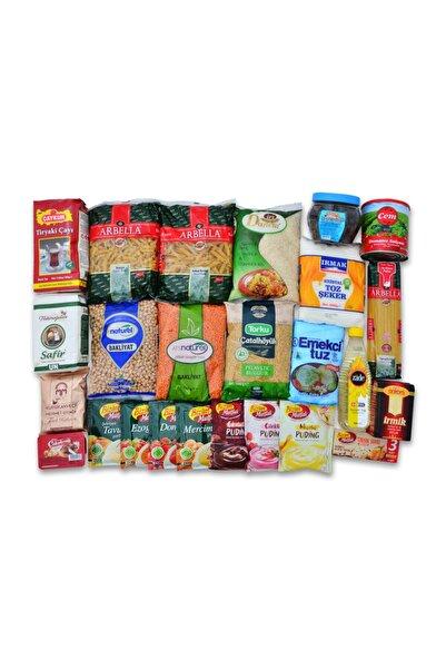 Bizim Mutfak Anka Ramazan Gıda Yardım Paketi-2 (25 Parça)
