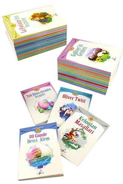 Çocuk Gezegeni Meb Tavsiyeli 100 Temel Eser Ilköğretim Için - 30 Kitap Takım