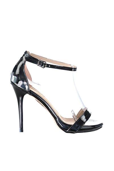 İnci Siyah Kadın Sandalet 120130008914