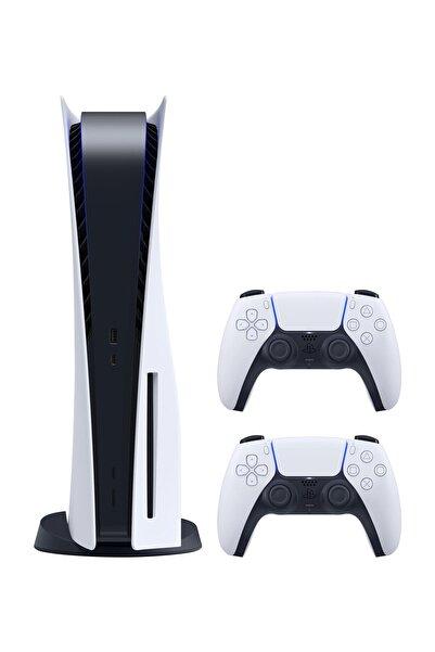 Sony Playstation 5 825 GB - Türkçe Menü + 2. PS5 DualSense