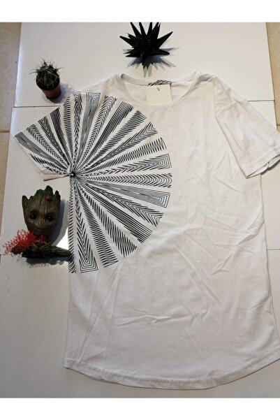 Ceo Erkek Yan Taraf Baskılı  T-Shirt