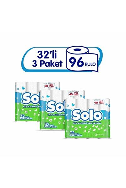 Solo Tuvalet Kağıdı - 96 Rulo