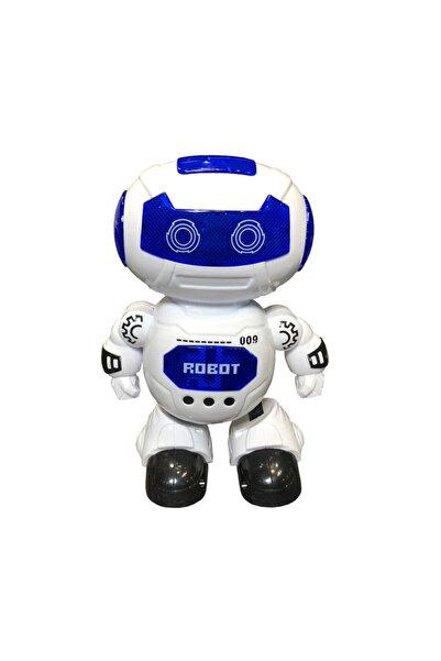 Pasifik Toys Pilli Müzikli Ve Işıklı Dans Eden Robot Oyuncak
