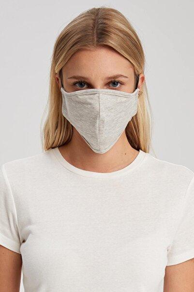 DeFacto Kadın Yıkanabilir Pamuklu Maske