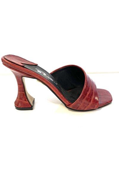 PUNTO 450033 Kadın Ince Topuklu Ayakkabı