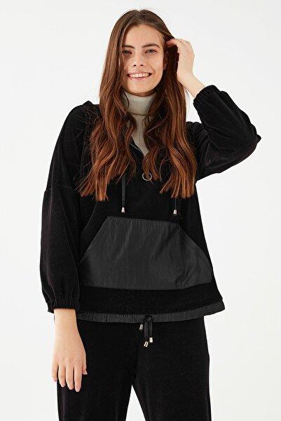 Chima Kadife Sweatshirt
