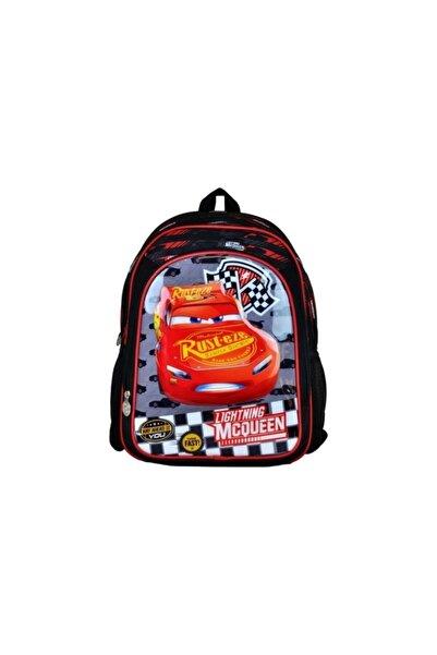 Hakan Çanta Disney Cars Şimşek Mcqueen Erkek Çocuk Ilkokul Çantası - 95384