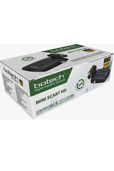 Botech Mini Hd Scart Uydu Alıcısı