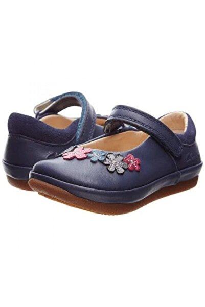 CLARKS Kız Çocuk Lacivert Ayakkabı