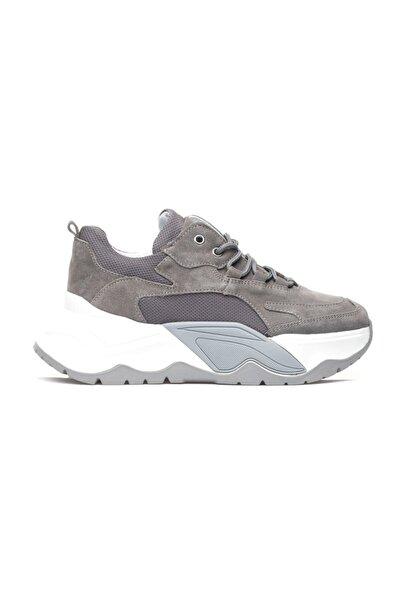 Greyder Kadın Gri Zn Sneaker 30290