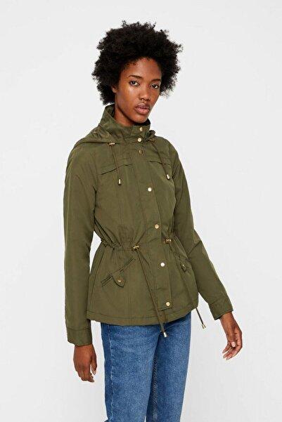 Vero Moda Kadın Haki Yağmurluk&Rüzgarlık 10191634