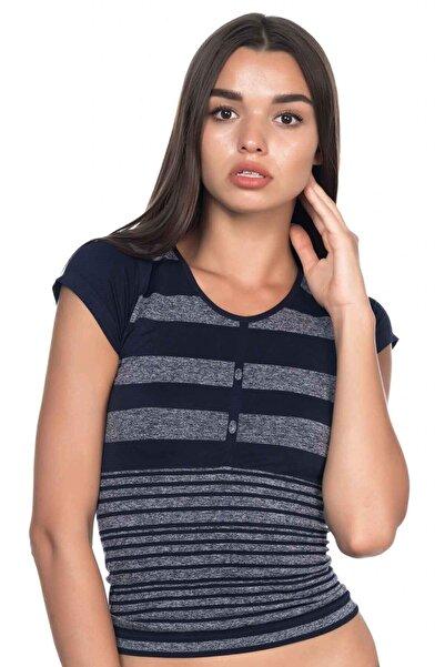 Emay 5026 Dikişsiz T-shirt