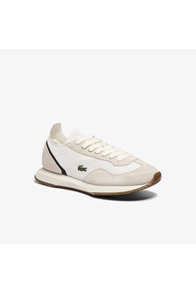 Lacoste Match Break 0721 1 Sfa Kadın Bej Sneaker 741SFA0013