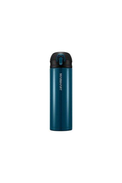 Spigen Mannhart By B203 Hafif Ve Ince Sızdırmaz Çift Katmanlı Termos 500 ml Hot 8h Cold 24h Green