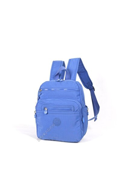 SMART BAGS Kadın Mavi Sırt Çantası