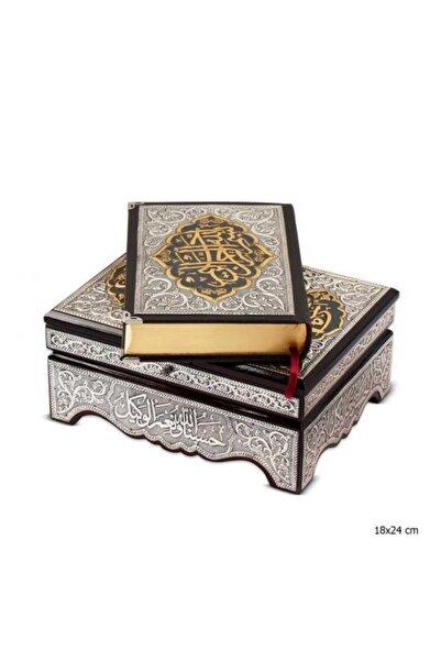 Gumush Gümüş Kuran- Kerim Rahleli Sandık