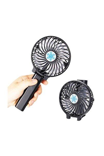 AldımGeldi Şarjlı Mini Fan Masa Üstü Vantilatörü Usb Soğutucu Sessiz El Fanı